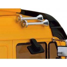 13513 1/14 Toeter+spiegel voor truck
