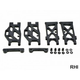 405351, X10EB Suspension arm + holder