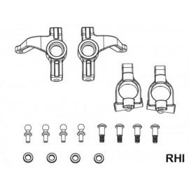 405483, X10E Front hub set (2)