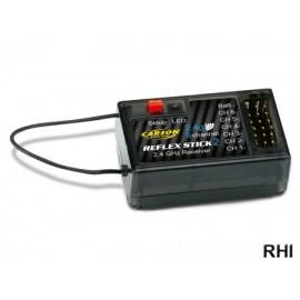 501537, 6-Channel Receiver Reflex Stick