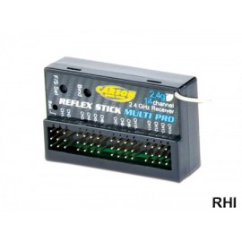 501540, Receiver Reflex Stick Multi Pro