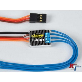 503061, Reflex 6/14Ch Switch 4 (4x2.5A,