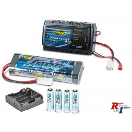 607017, Expert Charger Car & Radio Set