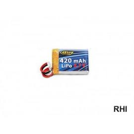 608119 Mini Tyrann Pro 260 Lipo Akku