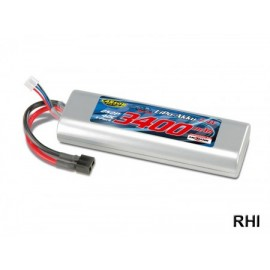 608198 Akku Racing Pack 7,4V/3400 mAh