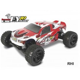 800077 FY10 Truggy body met sticker