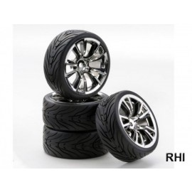 900546 1/10 SC-wheelset BR Style