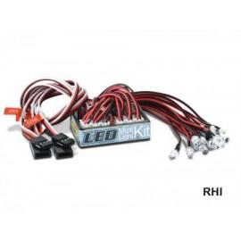 906166 1/14 LED-Lichtunit TRUCK