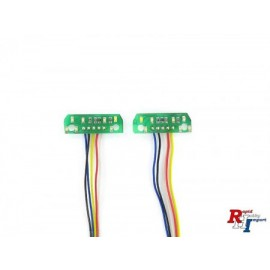 907388, 1/14 12V LED-PCB 7-Section