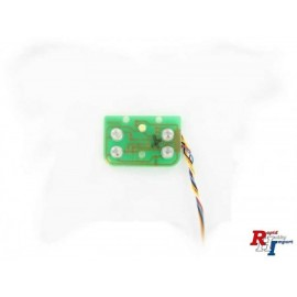 907561, 1/14 7,2V LED-PCB Cascadia