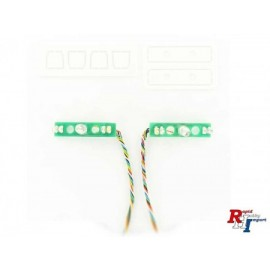 907567, 1/14 7,2V LED-PCB Scania