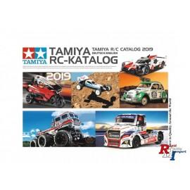 992019 Tamiya RC-Katalog 2019 DE/EN