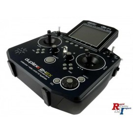 Jeti Hand-zender DS-14 mode 1/3 (gas-