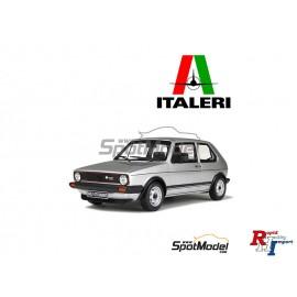 3622 1:24 VW Golf GTI Rabbit