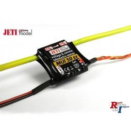Jeti Spannings en stroomsensor MUI50-EX