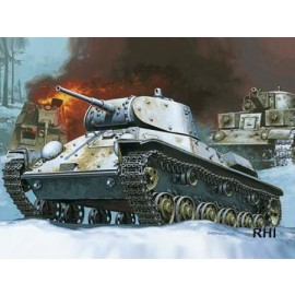 Mirage 35106 1/35 Tank T-50AA Light Tank