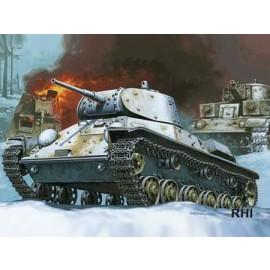 1/35 Tank T-50AA Light Tank