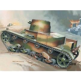 1/35 Vickers E MK.B/Single Turret