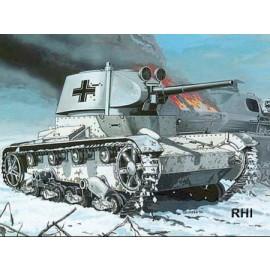 Mirage 35308 1/35 WWII Tank T-26 wz 37