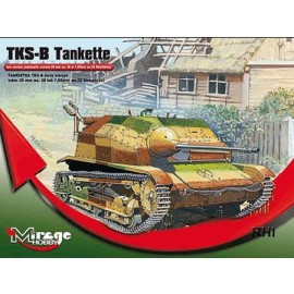 Mirage 354013 1/35 WWII Tankette TKS-B 8