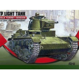 Mirage 355001 1/35 7TP Light