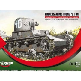 Mirage 355010 1/35 Vicers-Amstrong 6ton