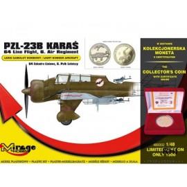 1/48 WWII PZL-23B Karas Recon. Bomber