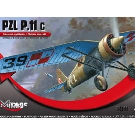 Mirage 481002 1/48 WWII PLZ P.11C with