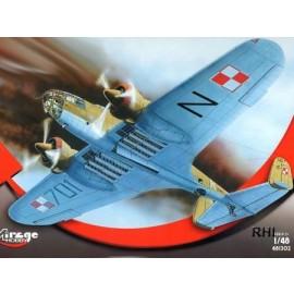 Mirage 481302 1/48 WWII PZL TOS 37B