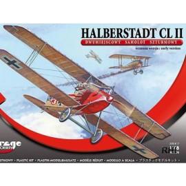 Mirage 481306 1/48 WWI Halberstadt CL.II