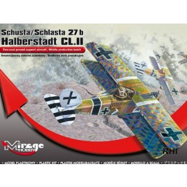 Mirage 481308 1/48 WWI Schusta German