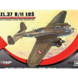 1/48 WWII PLZ 37B B/II tos bomber 2e pro