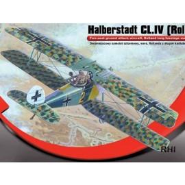 Mirage 481314 1/48 WWI Halberstadt CL.IV