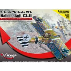 Mirage 481401 1/48 WWI Schusta/Schlasta