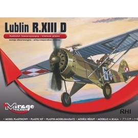 Mirage 485001 1/48 WWII Lublin R.XIII D