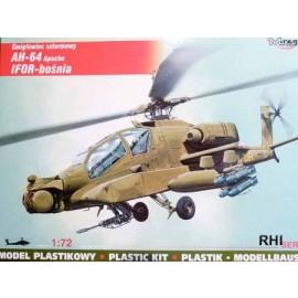 Mirage 72052 1/72 AH-64 APACHE IFOR -