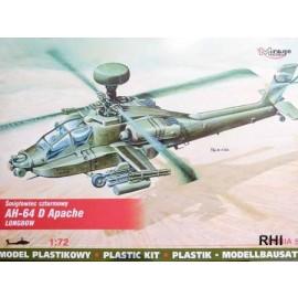 Mirage 72054 1/72 AH-64 D APACHE-LONGBOW