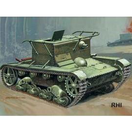 Mirage 72606 1/72 T-26TN Armoured