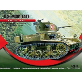 Mirage 726075 1/72 WWII U.S. M3A1 LATE