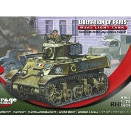726076 1/72 M3A3'' Liberation of Paris