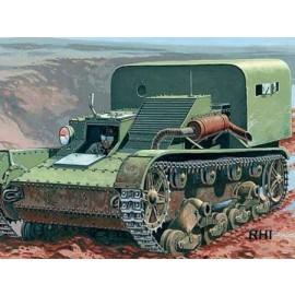 Mirage 72608 1/72 TP-26 Armoured