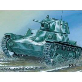 Mirage 72612 1/72 WWII T-26C Light tank