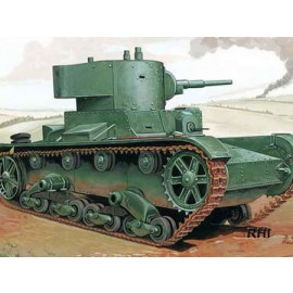 Mirage 72617 1/72 WWII Light tank T-