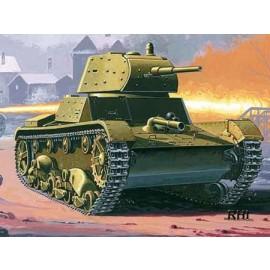 1/72 WWII OT-134AA Flame thrower tank