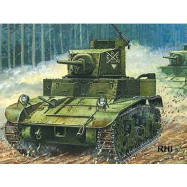 Mirage 72670 1/72 WWII M3 US light tank