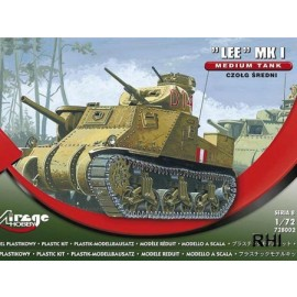 728002, 1/72 Medium Tank Lee Mk.I