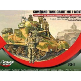 Mirage 728005 1/72 WWII Command tank