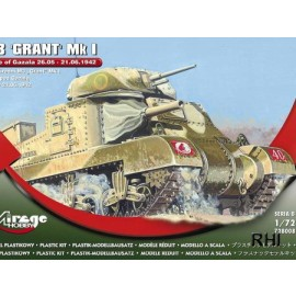 728008, 1/72 M3 GRANT Mk I 'Battle of