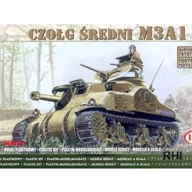 72803, 1/72 Medium Tank M3A1