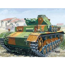 Mirage 72853 1/72 German Tank